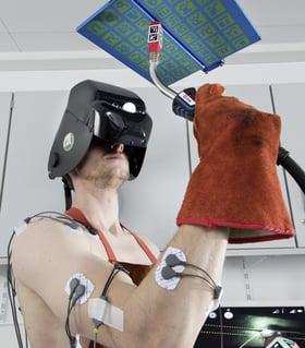 MB EVO PRO study - welding in PE position