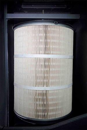 Pleated-Fume-Extraction-Filter