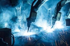 Robotic Welding Galvanized Steel