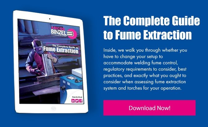 Fume Extraction eBook Offer Large